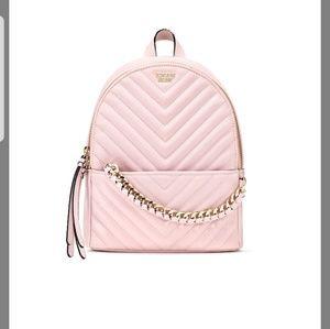 Victoria's Secret Vquilt Mini Backpack